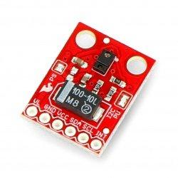APDS-9960 RGB sensor and...