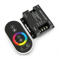 LED RGB strip driver with...