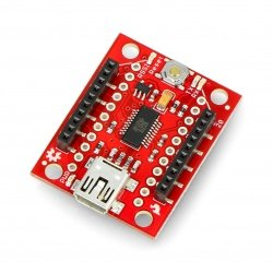 XBee Explorer USB v2 module...