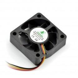 Fan 12V 50x50x15mm 3 wires