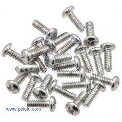 Screws: 4-40, 5/16 (25-pack)