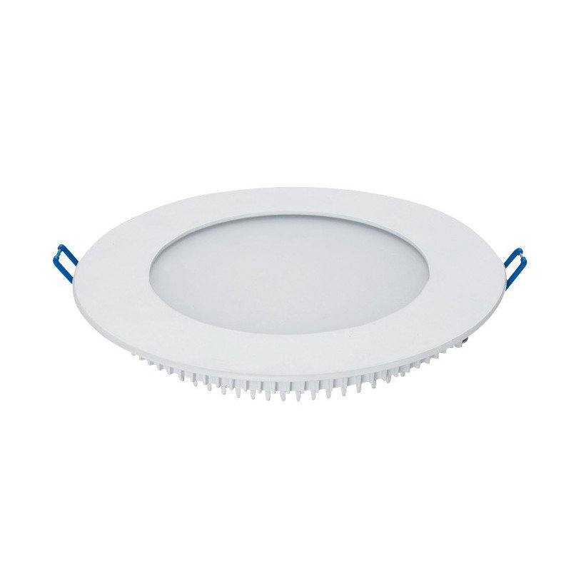 ART round LED panel 155mm, 12W, 800lm, cold colour