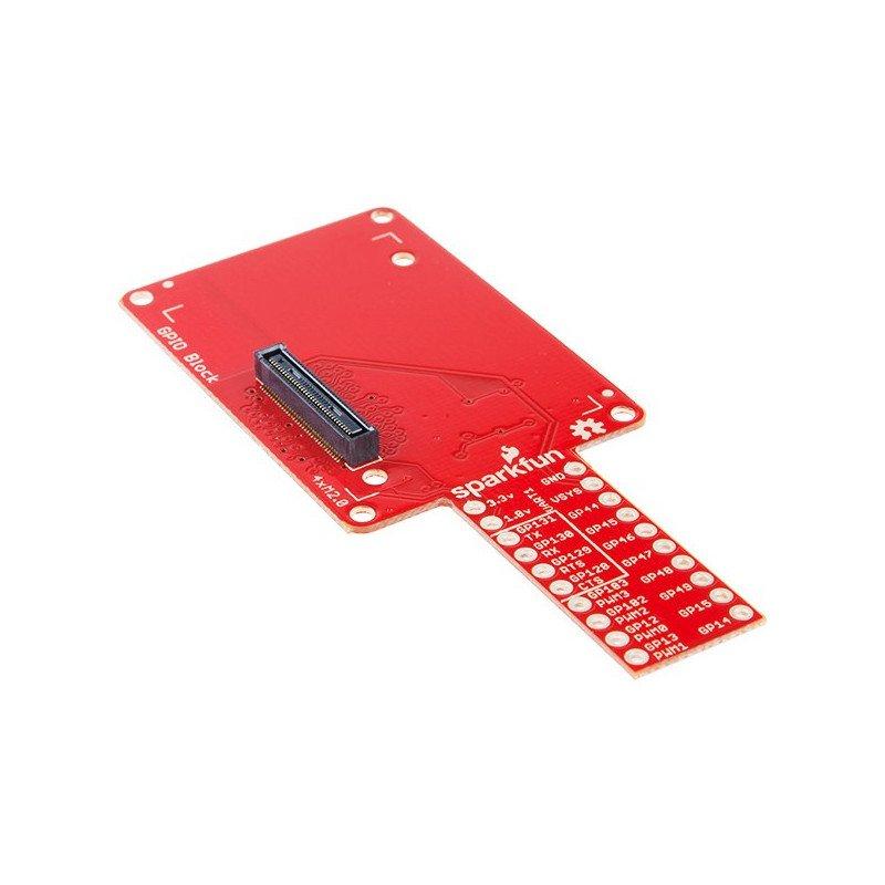 GPIO module for Intel Edison