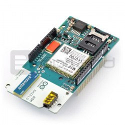 Arduino GSM Shield 2 - with integrated antenna