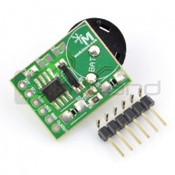 RTC real-time clock PCF8563 MOD-48