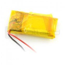 Li-Poly battery 50 mAh 3.7