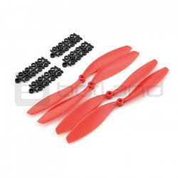 Propellers SF Props 10 x 4.5 - 4 pcs red