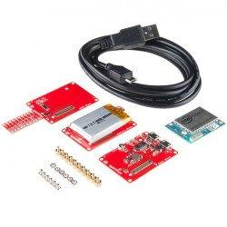 SparkFun Starter Pack from Intel Edison