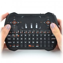 Multi-Function Keyboard V6A - Wireless keyboard + touchpad