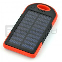PowerBank Esperanza Solar Sun EMP109KR 5200mAh mobile battery