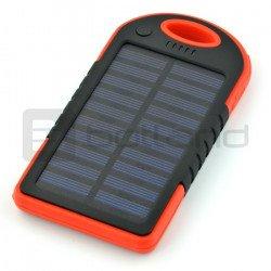 PowerBank Esperanza Solar Sun EMP109KR 5200mAh mobile battery