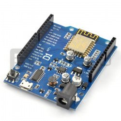WeMos D1 R2 WiFi ESP8266 - Arduino compliant
