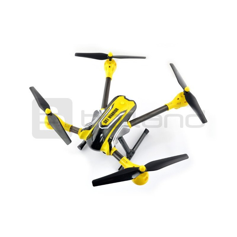 Quadrocopter drone OverMax X-Bee drone 7.1 2.4GHz with HD camera - 65cm + additional battery