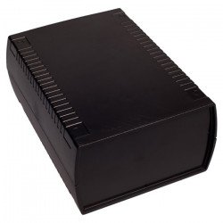 Plastic box Kradex Z112B - 186x136x80mm