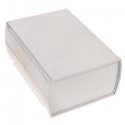 Plastic box Kradex Z112JB - 186x136x80mm