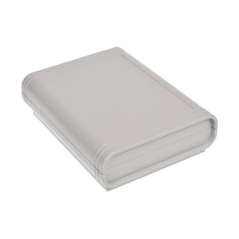 Plastic box Kradex Z90J - 225x175x80mm