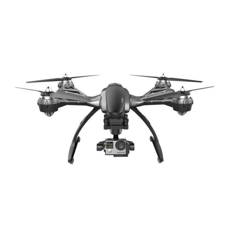 QuadrocopterYuneec drone Typhoon Q500-G + hand gimbal