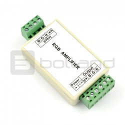 RGB amplifier for LED strips - 4A