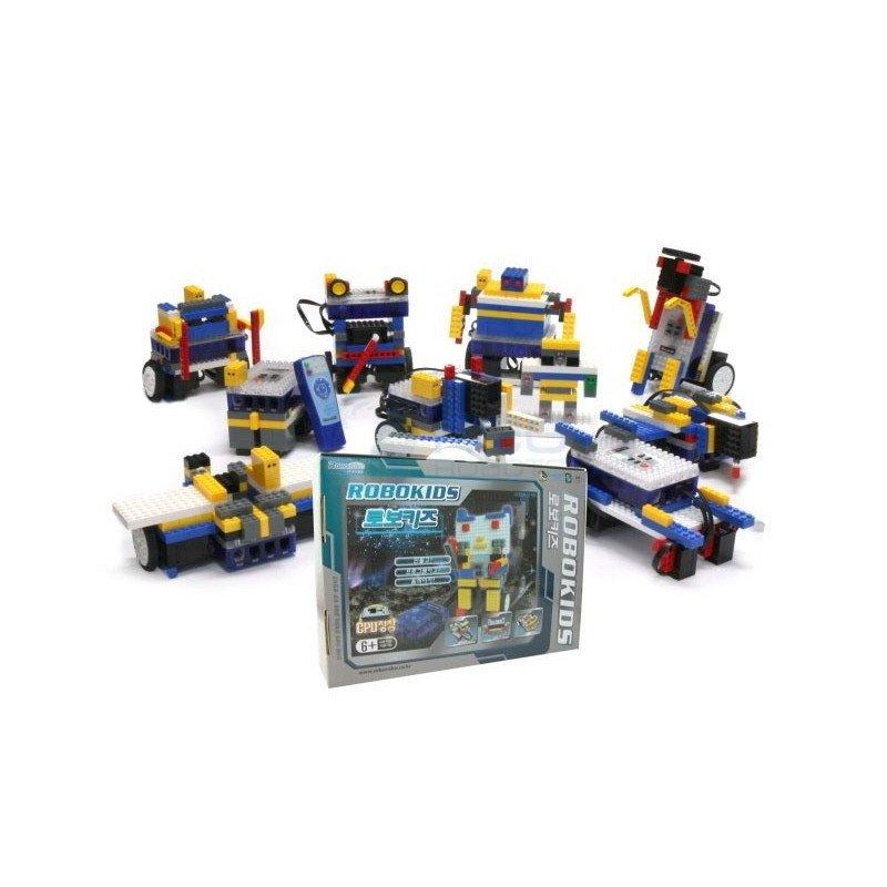 RoboRobo RoboKids - Zestaw 8