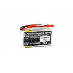 3E Model Max Force 400 mAh 11.1V 10C