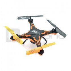 OverMax X-Bee drone 3.1 plus wi-fi FPV black/orange