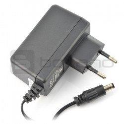 Switch mode power supply 12V / 1.4A - 5.5 / 2.5mm DC plug
