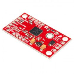 SparkFun - dual-channel, serially controlled motor controller