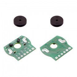 Magnetic Encoder Pair Kit for 20D mm Metal Gearmotors, 20 CPR, 2.7-18V