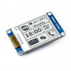 """Waveshare E-paper Shield is a 1.54"""" display module with SPI"""
