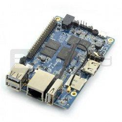 Orange Pi Prime - Alwinner H5 Quad-Core 2GB RAM
