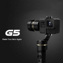 Manual gimbal stabilizer - Feiyu Teach G5 for GoPro cameras