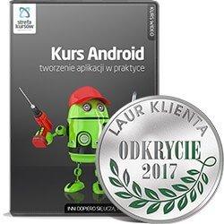 Kurs Android - tworzenie aplikacji w praktyce