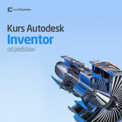 Autodesk Inventor course from scratch - ON-LINE version