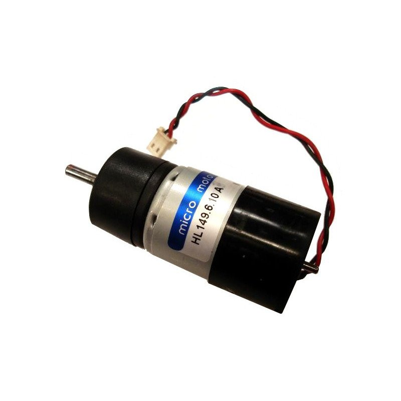 DC motor HL149 with 21:1 gearbox