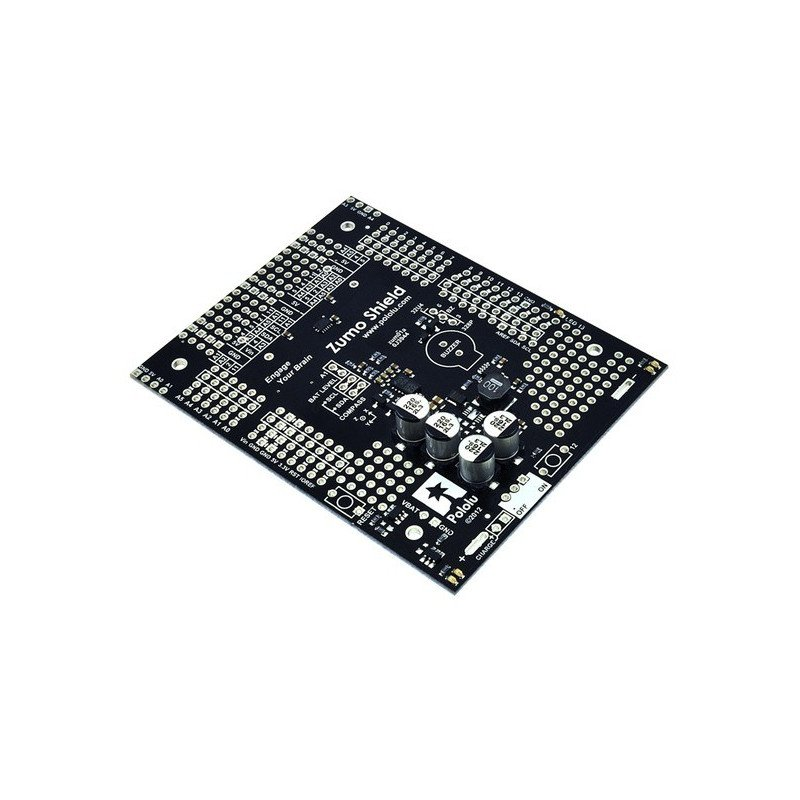 Zumo - the motherboard for Arduino