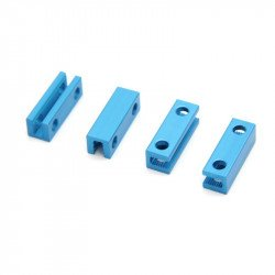 MakeBlock 60504 - beam 0808-024 - blue - 4pcs.