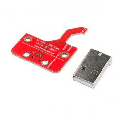 SparkFun - Overlay with USB connector for Raspberry Pi Zero