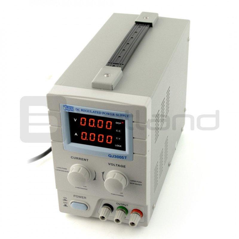 Laboratory power supply PS3005 0-30V 5A