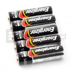 AA (R6 LR6) alkaline battery Alkaine Power Energizer - 5 pcs.