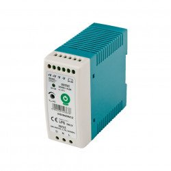 MDIN60W12 power supply for DIN rail - 12V / 5A / 60W