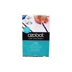 Ozobot - stickers with codes