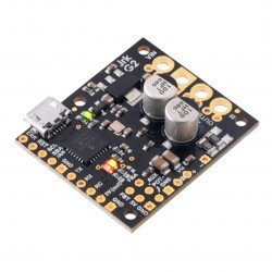 Pololu JRK G2 24v13 - single channel USB motor driver with 40V/13A feedback