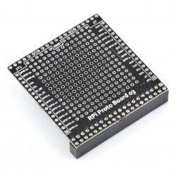 THT prototype plate - Raspberry Pi B+