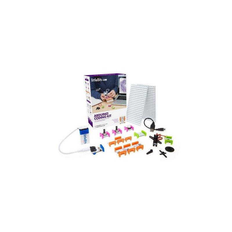 Little Bits Arduino coding kit