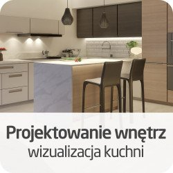 Interior design - kitchen visualization - ON-LINE version