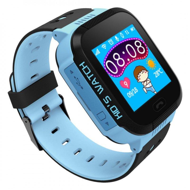 Watch Phone Go with GPS Tracker AW-K2 - blue
