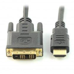 HDMI cable - DVI-D - 1.5m_