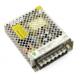 Mounting power supply POS-100-5-C - 5V/18A/90W