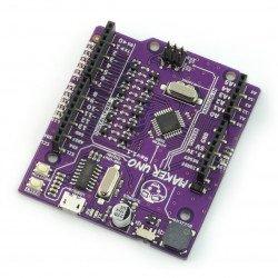 Cytron Maker UNO is compatible with Arduino