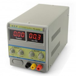 WEP laboratory power supply PS-605D 60V 5A